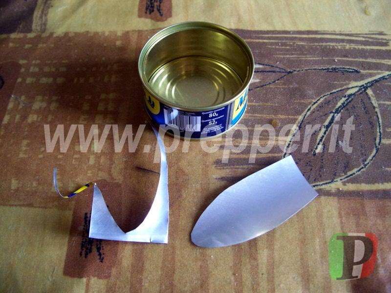 Lampade Ad Olio Per Esterni : Lampade ad olio: versione semplice