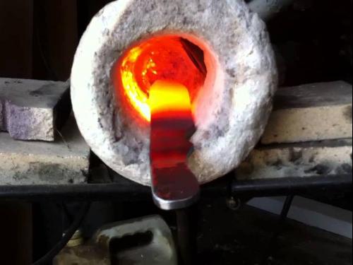 Costruire Un Coltello Artigianale Pt 5